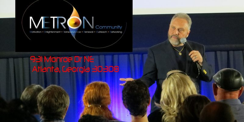 METRON 1-28-18 - Part IV - Re-Imagining Your Life and Making Next-Level Thinking a Reality